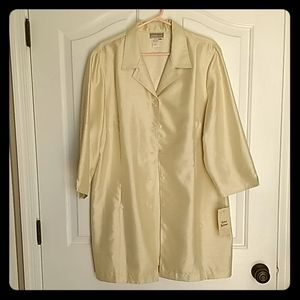 Womens New Coldwater Creek Coat Size 2X